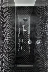 schwarz im badezimmer homify