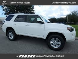 100 Central Florida Truck Accessories 2019 New Toyota 4Runner SR5 4WD At Toyota
