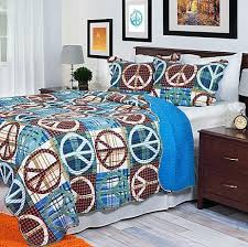 Peace Sign Bedding TKTB
