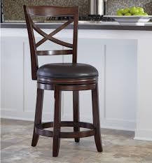 Millennium Porter Counter Height X-Back Upholstered Swivel Barstool ... Millennium Porter Counter Height Xback Upholstered Swivel Barstool Weston Home Ohana Chair Black Oak Set Of 2 Winners Only Daphne 78 Solid Birch Ding Table Saddle Seat Bar Stool In Cherry With 24 Inch Room Cayden Dark Gray Fabric Coaster Sofie 120519 By How To Choose The Right Heights For Your Kitchen Shop And Sets Wolf Fniture Stanton Value City Round With Microsuede Comfy Pier One Stools Making Remarkable Sale Fnitures Prices Brands Review In