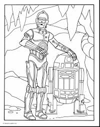 Wonderful And Po Coloring Pages With R2d2 Page Angry Birds