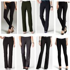 tall ponte knit pants for every size u0026 inseam length tall snob