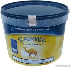prix pot de tabac madn gen tabacs cigarettes camel camel volume seau 440
