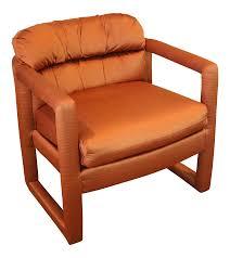 Drexel Heritage Sofas Sectionals by Milo Baughman Drexel Heritage Barrel Lounge Chair Chairish