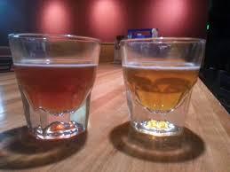 Kentucky Pumpkin Barrel Ale Glass by Indianabeer Pumpkin Beers