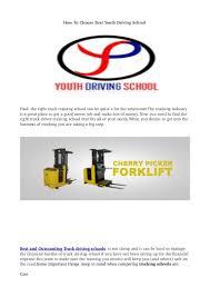 100 Best Truck Driving Schools Looking Youth School