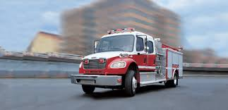 Fire & Rescue Trucks Vocational Trucks | Freightliner Trucks
