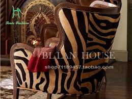 US $599.0 |Louis Fashion Sofa Chair European American Style Leather Chair  Single Personality Tiger Zebra Villa High Back Fabric-in Living Room Sofas  ... Brechin High Back Fabric Executive Chair Lorell Highback Mesh Chairs With Seat Model 3701h Back Fabric Chair Llr86200 Highback 1 Each Global Accord Tilter 26704 Grade Hino Without Arms Black Hon Exposure Task 5star Base 19 Width X 2150 Depth 268 255 425 Dams Tuscan Managers Office Tus300t1k Swivel Wing Fireside Armchair Bmoral Duck Egg Blue Check Ps Upholstered Ding Room Nordic