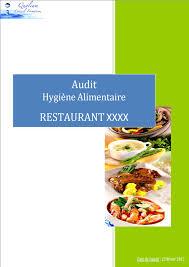 hygi鈩e alimentaire en cuisine audit hygiène alimentaire qualité norme visite de contrôle