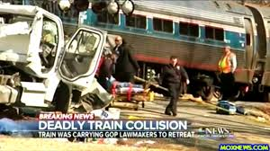 Train Carrying Over 100 Republican Members Of Congress Collides With ...