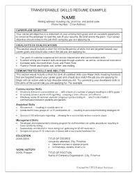 Customer Service Key Skills Resume Examples On Additional Academic Advisor Sample Financial Template With
