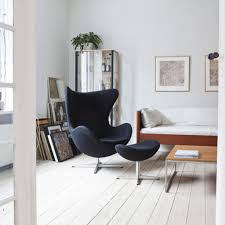Elegant Interior And Furniture Layouts Pictures : Egg Armchair ... Egg Chair Armchair Arne Jacobsen 61746 Work Of Art Heilbrunn And Ottoman By For Fritz Hansen Sale Mlf Skien Modern Accent Chairs In Greyswivel Carmchairs Eames Molded Fiberglass Side With Wire Base Hivemoderncom Duck Blue Scdinavian Retro Style Ronja Velvet Gget Loungestol Fuldpolstret Lder Tips Eggchairs Speakers Best Pictures Transfmatorious Speaker 60s