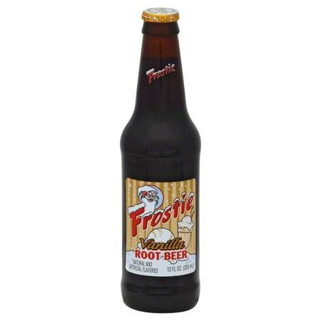 Frostie Root Beer - Vanilla, 12oz