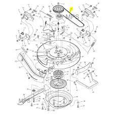 Murray Mower Deck Belt by Cutter Drive Belt Fits 30 Inch Deck Models Murray U0026 Hayter