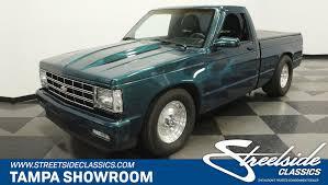 100 Pro Street Truck 1989 Chevrolet S10 For Sale 85065 MCG
