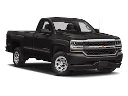 New 2018 Chevrolet Silverado 1500 Work Truck Regular Cab Pickup In ...
