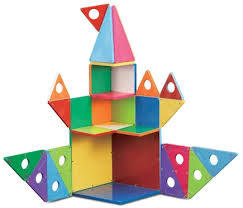 Valtech Magna Tiles 100 by Daily Cheapskate The Best Deals On Magnetic Tile Building Sets
