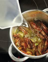 recette cuisine poisson fumet de poisson concentré pour 6 personnes recettes à table