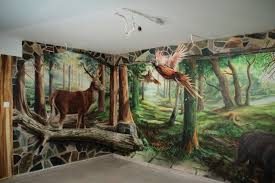 3d Wall Painting Ideas Archives Home Dcor Interior Decoration With How To Paint Art