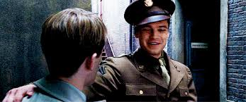 Bucky And Steve In Captain America The First Avenger