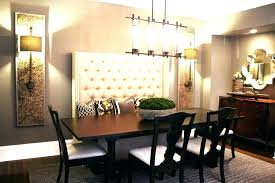 Dining Room Bench Seat With Back Home Design Gallery Plans