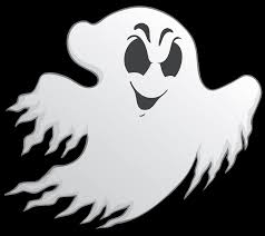 Pac Man Ghost Pumpkin Stencil by Transparent Ghost Clipart Clipartxtras