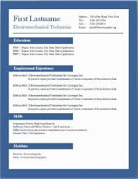 Microsoft Word Resume Template 2010 Beautiful Student New Download Free Luxury