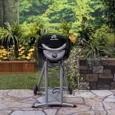 Patio Caddie Electric Grill Manual by Char Broil Infrared Electric Grill In Black At Menards