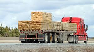 Trucking Lumber - RWI Logistics