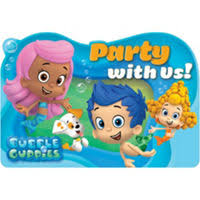Bubble Guppies Cake Decorations by Bubble Guppies Party Supplies Bubble Guppies Birthday Party City