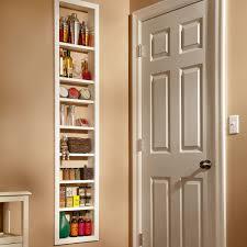 Amazoncom 5 Tier Wall Mount Spice Rack OrganizerPantry Cabinet