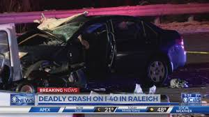 100 Craigslist Eastern Nc Cars And Trucks 1 Dead 2 Seriously Injured In Wrongway Crash On I40 In Raleigh