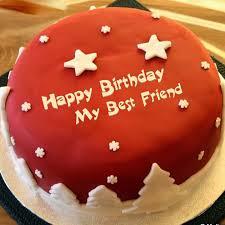 Birthday cake for Best Friend 4