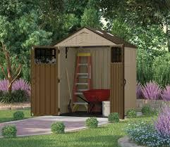 Suncast Shed Shelf Brackets by Suncast Everett 6ft X 5ft Storage Garden Shed Gardensite Co Uk