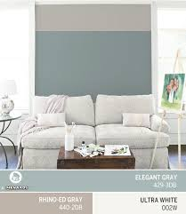 Paint Colors Living Room Accent Wall by Offset An Accent Wall In Dutch Boy U0027s May Color Of The Month