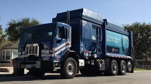 100 Mbi Trucking Republic Services CNG Peterbilt 520 McNeilus ZR 2400 YouTube