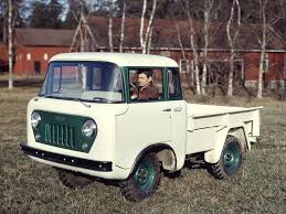 Willys Jeep FC-150 '1957–65 | Cars | Pinterest | Jeeps, Jeep Stuff ...