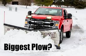 100 How To Plow Snow With A Truck 2020 Ford Super Duty Claims Best Capacity News
