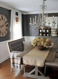 45 Totally Cozy Farmhouse Dining Room Design Ideas