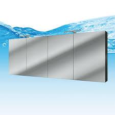 spiegelschrank badspiegel badezimmer spiegel city 160cm