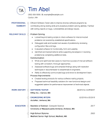 30+ Resume Examples: View By Industry & Job Title