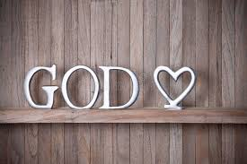 Download God Christian Love Wood Background Stock Image