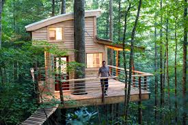 100 Tree Houses With Hot Tubs The Canopy Crew House Rentals Red River Gorge KY