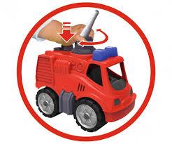 BIG Power Worker Mini Fire Truck   Varle.lt