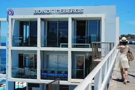 The Facade Of Bondi Icebergs Beach