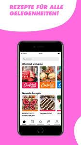 chefclub app itunes deutschland