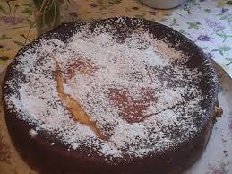 mascarpone quarkkuchen mit pfirsichen