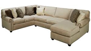 Smith Brothers Sofa 393 by Rowe Morgan Sectional Room Concepts
