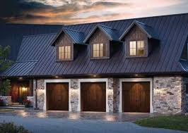 The Appearance Of Clopay Canyon Ridge Faux Wood Garage Door Varies Greatly Depending On