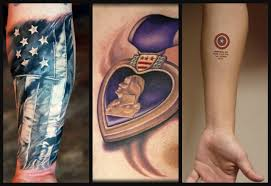 12 Patriotic American Tattoos To Celebrate Fourth Of July